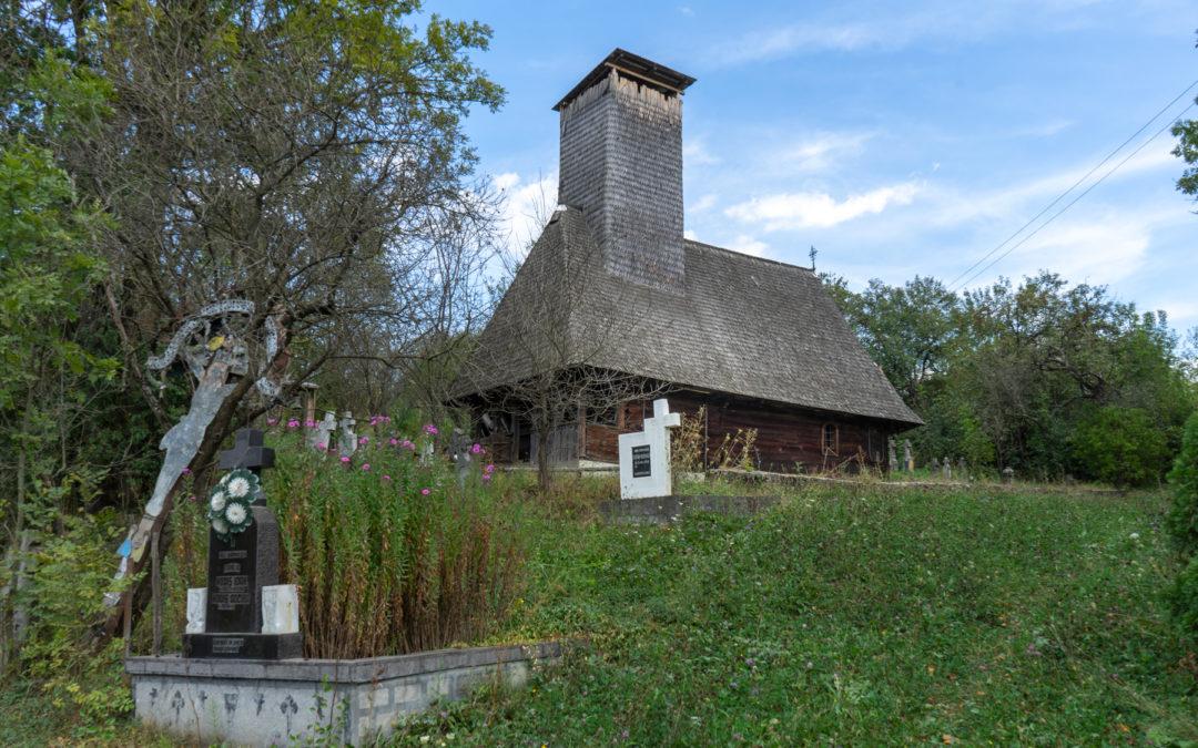"""Biserica de lemn """"Sfântul Nicolae"""" din Costeni"""