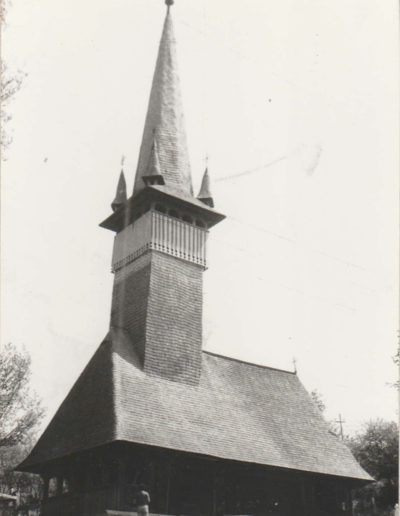 "Biserica de lemn ""Sfântul Nicolae"""