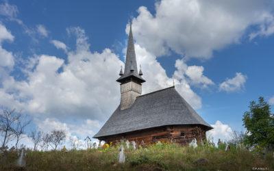 """Biserica de lemn """"Sfântul Ilie Proorocul"""" din Cupșeni"""