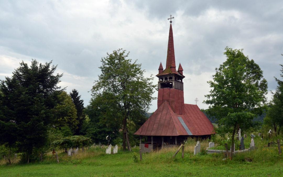 "Biserica de lemn ""Sfinții Arhangheli Mihail și Gavril"" din Dumbrava"