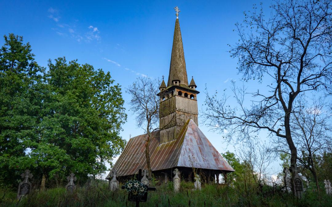 "Biserica de lemn ""Sfinții Arhangheli Mihail și Gavril"" din Stoiceni"