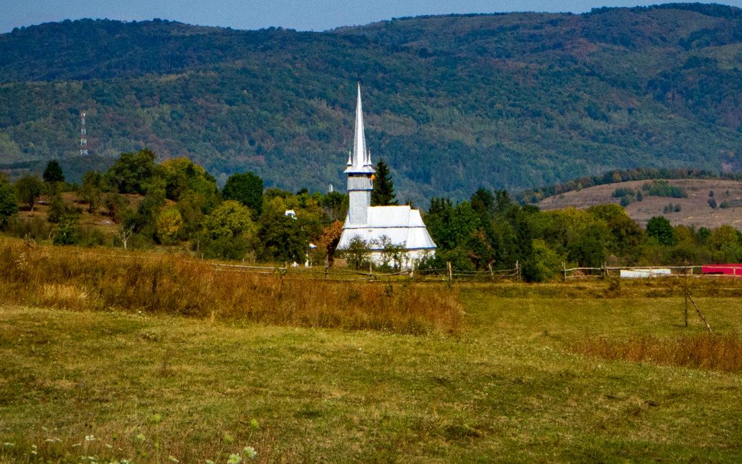 """Biserica """"Naşterea Sfintei Maria"""" din Vălenii Lăpușului"""