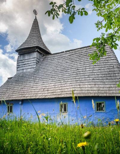 Biserica de lemn din Aspra