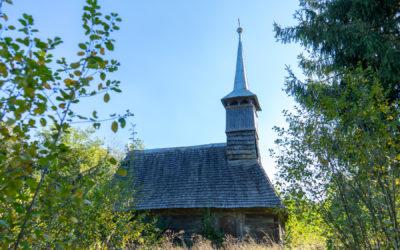 """Biserica de lemn """"Sfântul Nicolae"""" din Boiereni"""