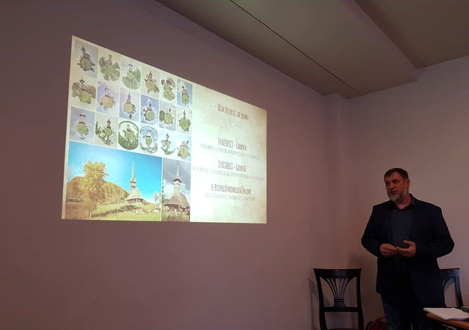 """Rezultatele parţiale ale proiectului au fost prezentate la """"Colocviile Patrimoniului Cultural Imaterial"""""""
